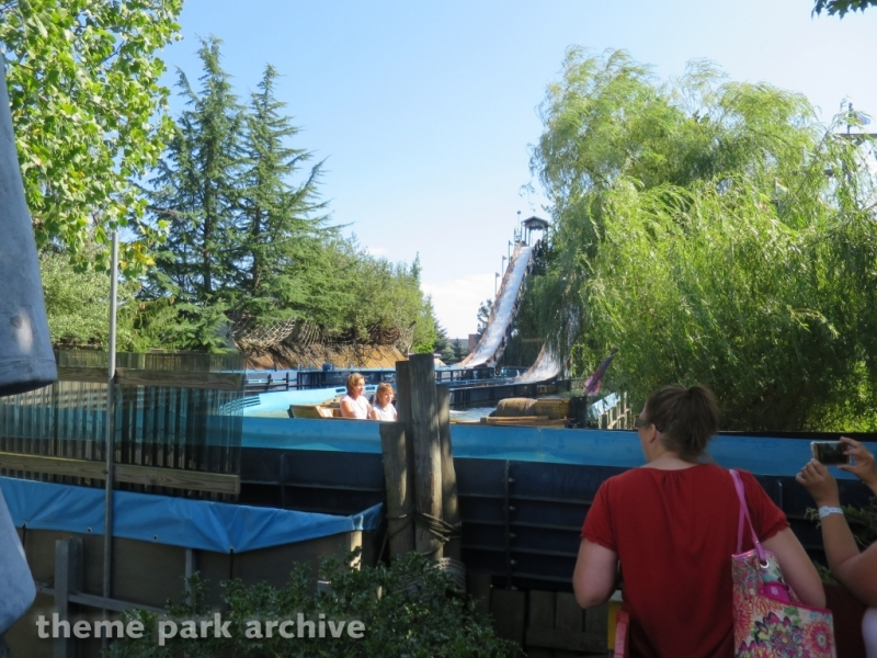 Adventure Falls at Adventureland NY