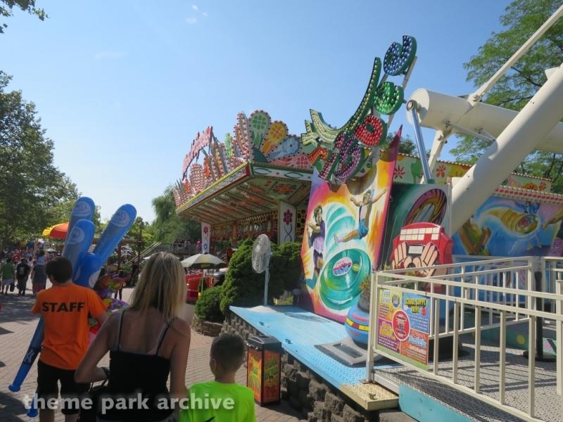 Music Express at Adventureland NY