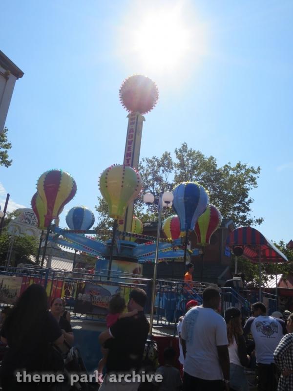 Balloon Tower at Adventureland NY
