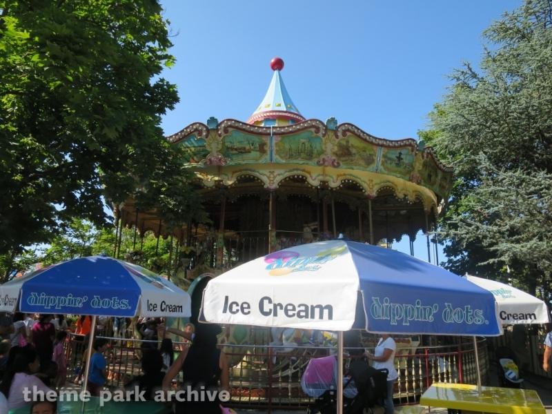 Carousel at Adventureland NY