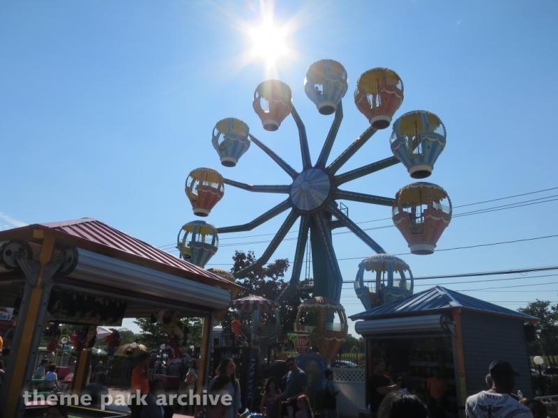 Ferris Wheel at Adventureland NY