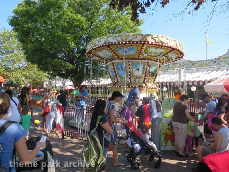 Alfie's Swing at Adventureland NY