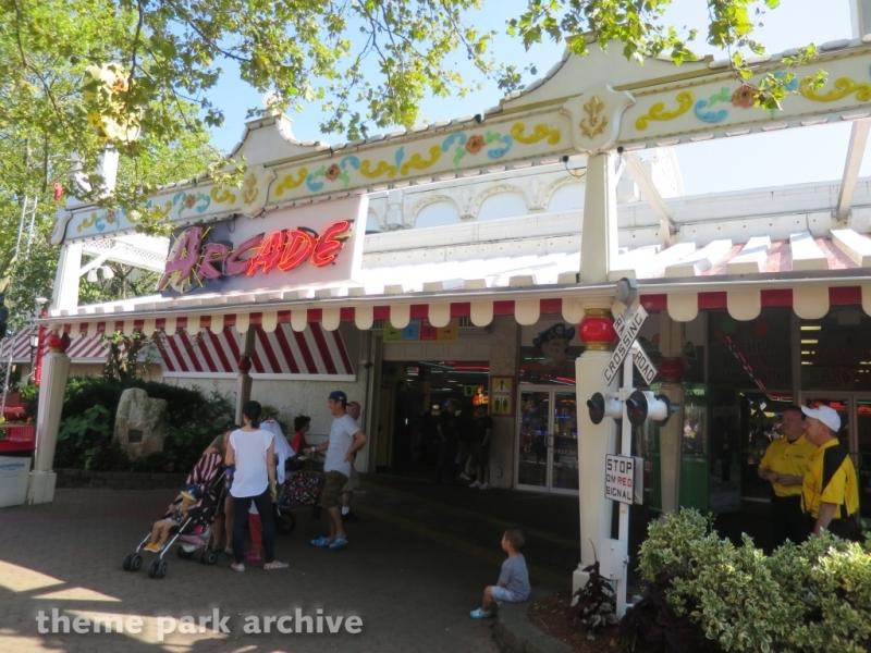 Arcade at Adventureland NY