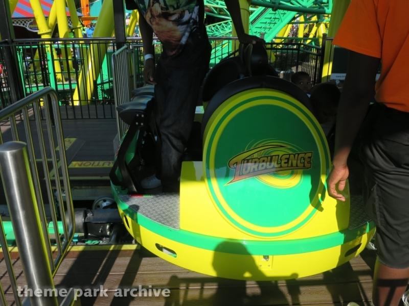 Turbulence at Adventureland NY
