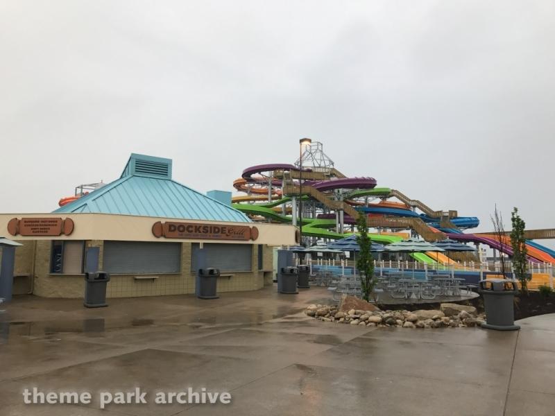 Dockside Bar & Grill at Cedar Point Shores