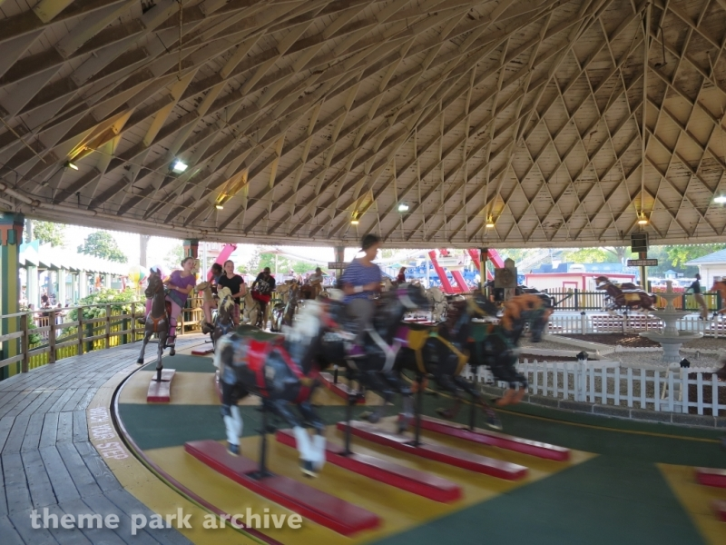 Derby Racer at Rye Playland