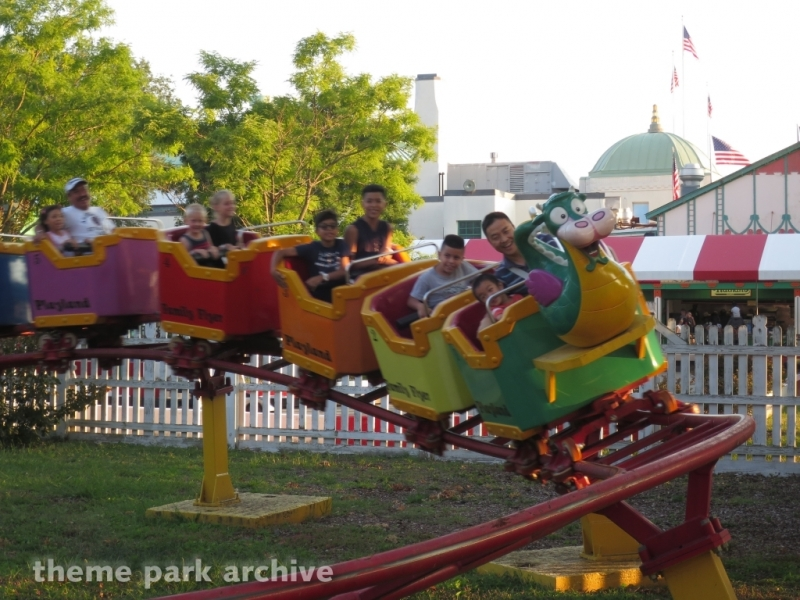 Family Flyer at Rye Playland