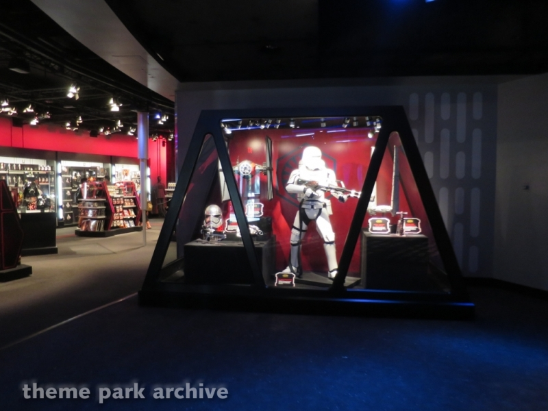 Star Wars Launch Bay at Disneyland