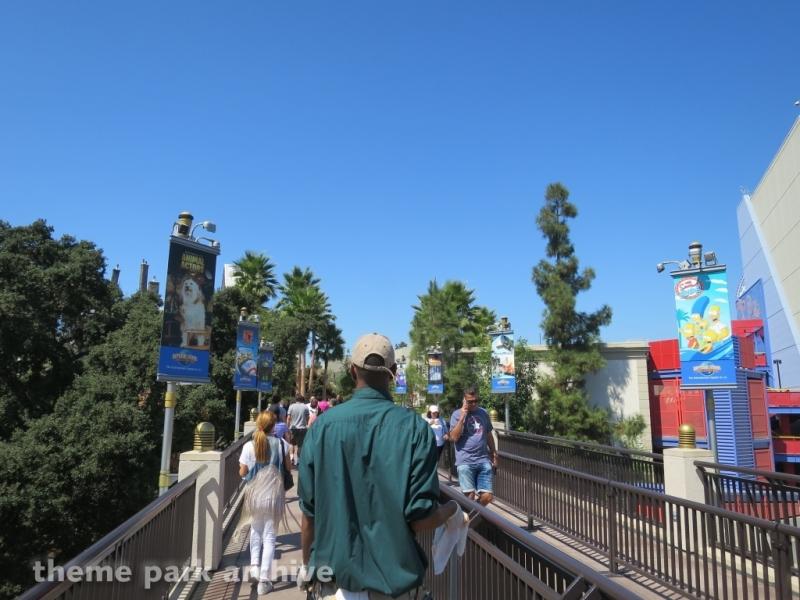 Studio Tour at Universal Studios Hollywood