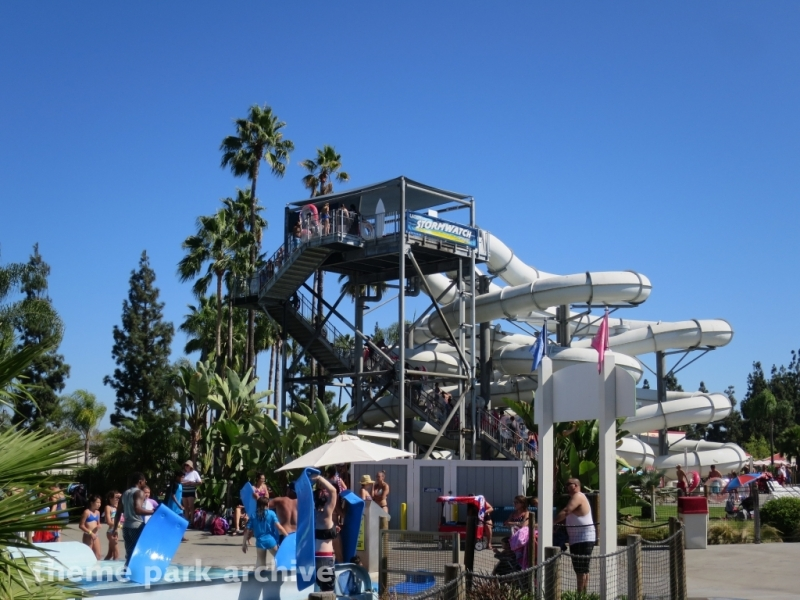 Laguna Storm Watch Tower at Knott's Soak City