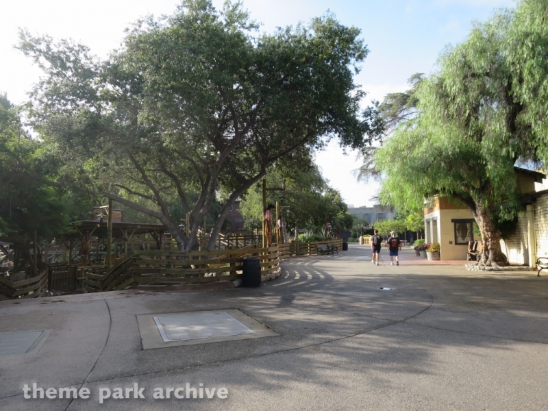 Ghost Town at Knott's Berry Farm