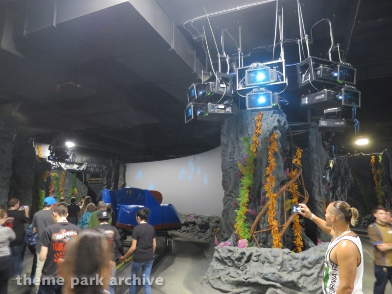 Voyage to the Iron Reef at Knott's Berry Farm
