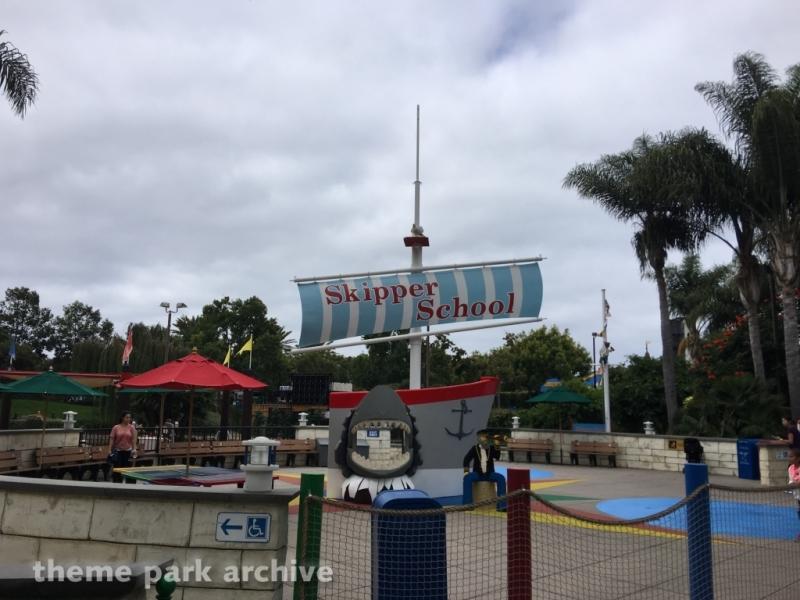 Skipper School at LEGOLAND California