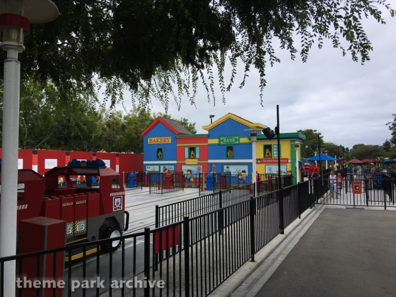 Fun Town Police and Fire Academy at LEGOLAND California