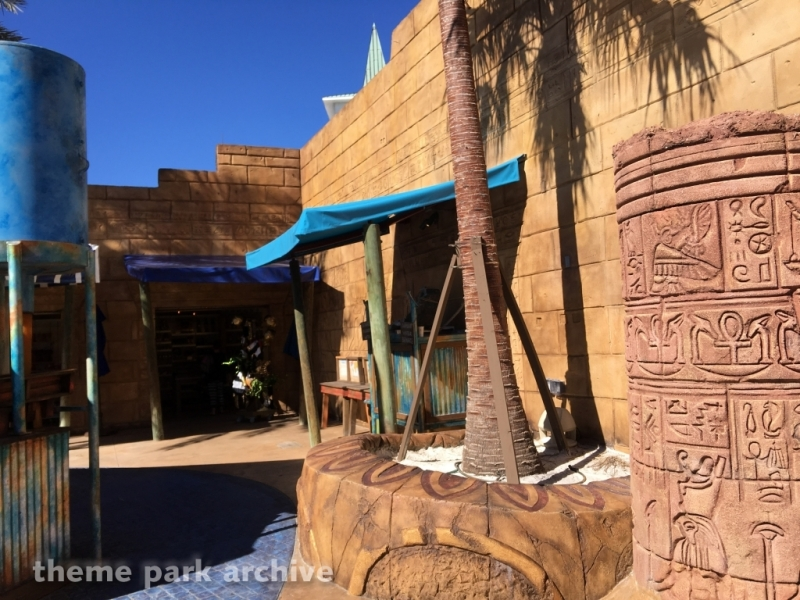 Egypt at Busch Gardens Tampa