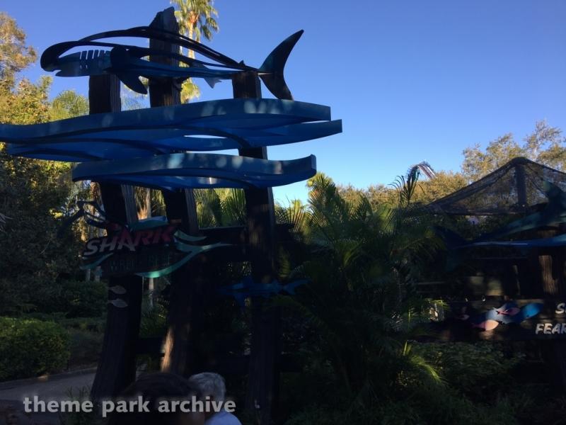 Shark Encounter at SeaWorld Orlando