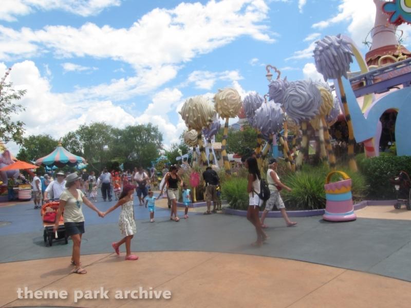 Seuss Landing at Universal Islands of Adventure