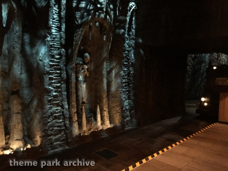 Skull Island: Reign of Kong at Universal Islands of Adventure