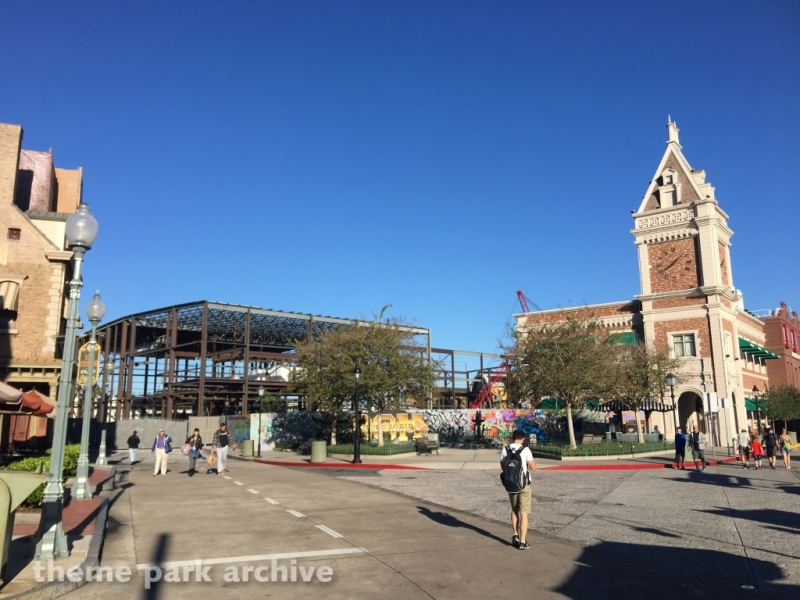 Fast & Furious Supercharged at Universal Studios Florida