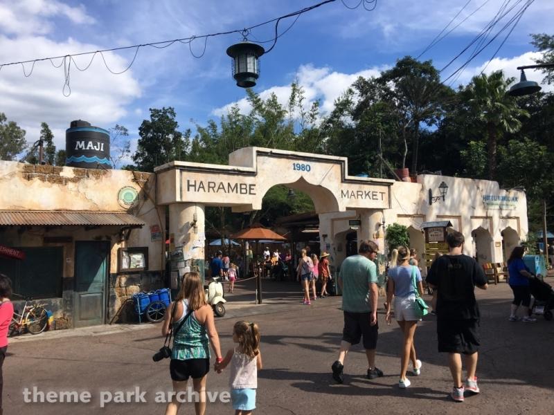 Harambe Market at Disney's Animal Kingdom