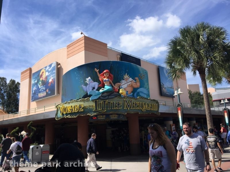Voyage of the Little Mermaid at Disney's Hollywood Studios