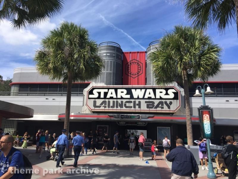 Star Wars Launch Bay at Disney's Hollywood Studios