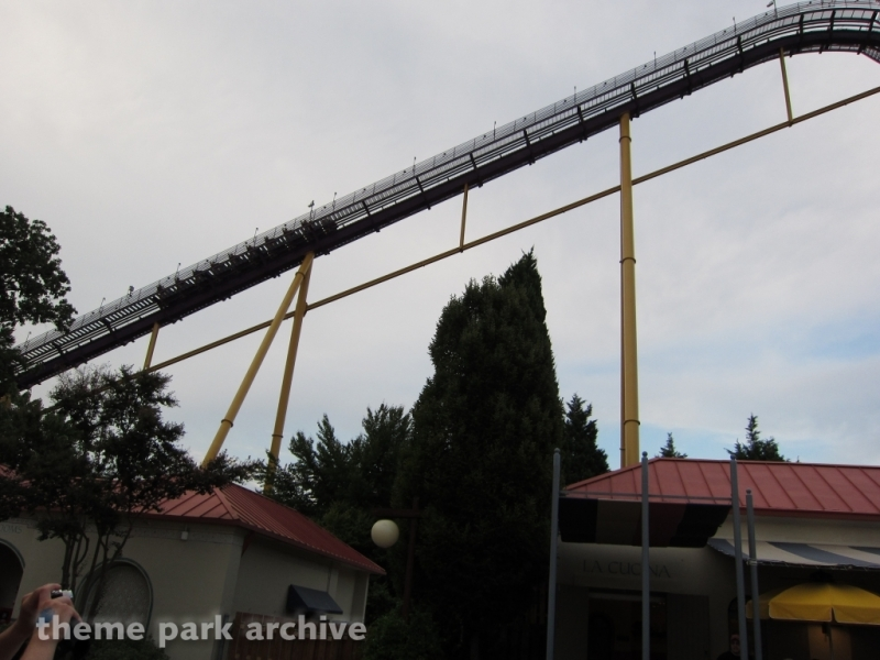 Apollo's Chariot at Busch Gardens Williamsburg