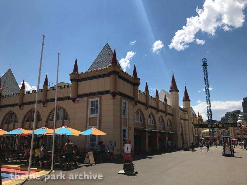 Magic Castle at Luna Park