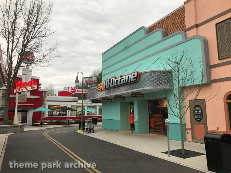 Jukebox Junction at Dollywood
