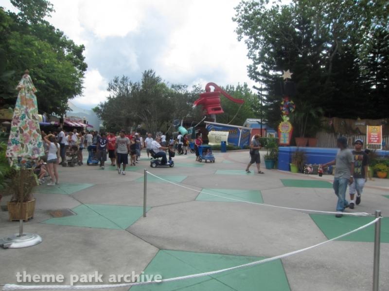 Woody Woodpecker's KidZone at Universal Studios Florida