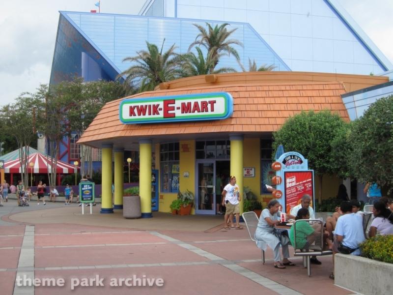 Duff Gardens at Universal Studios Florida