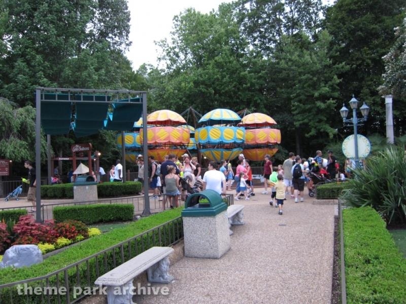 Italy at Busch Gardens Williamsburg