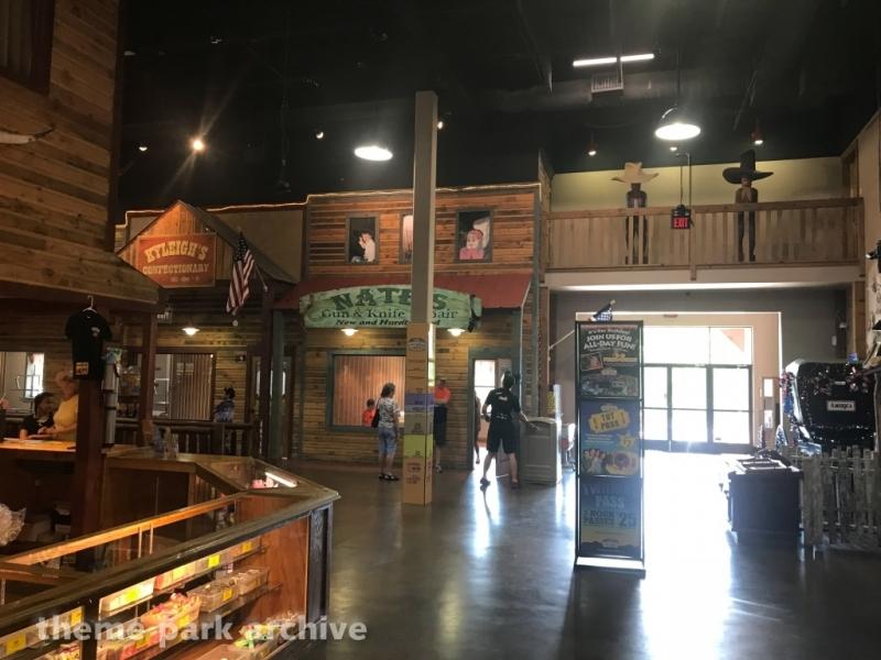 Stampede Arcade at Adventure Park USA