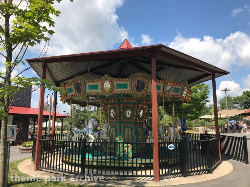 Carousel at Adventure Park USA