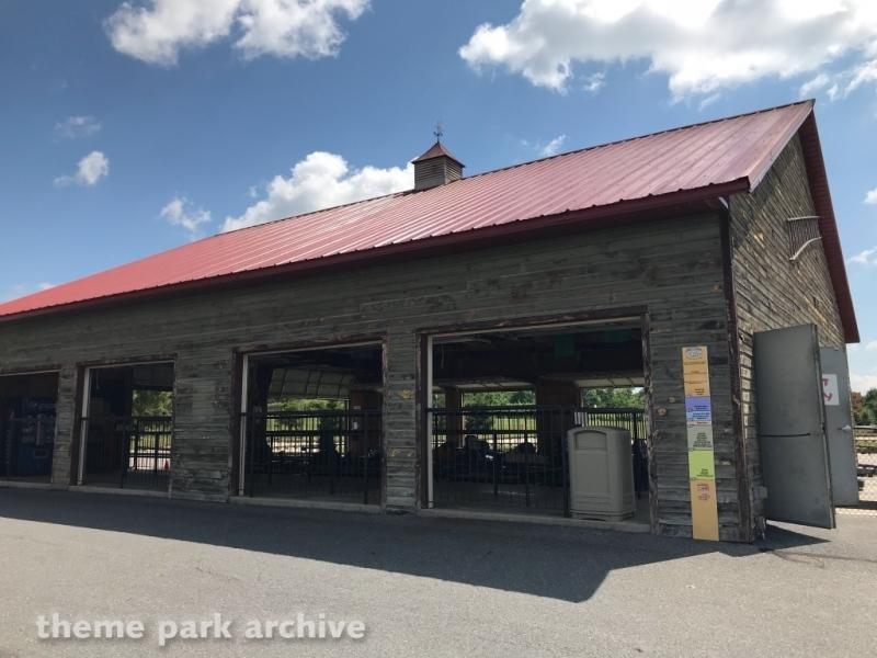 Blazing Trail Go Karts at Adventure Park USA