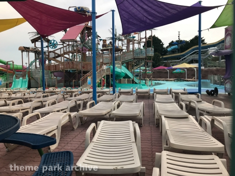 Splash Mountain at Jolly Roger 30th Street Amusement Park
