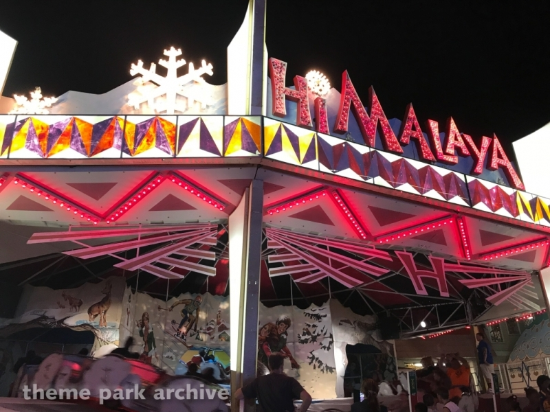 Himalaya at Trimper's Rides