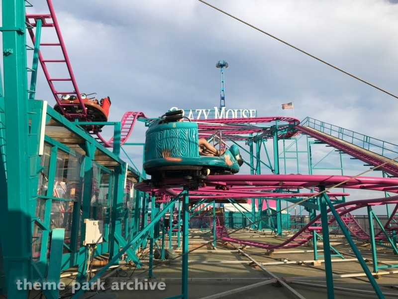Crazy Mouse at Steel Pier