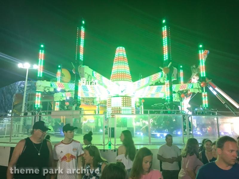 Air Race at Casino Pier