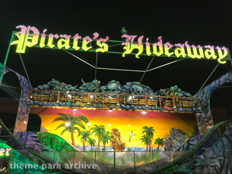 Pirate's Hideaway at Casino Pier