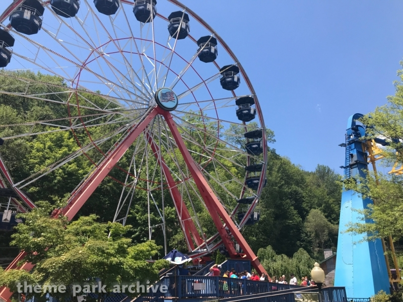 Giant Wheel at Lake Compounce