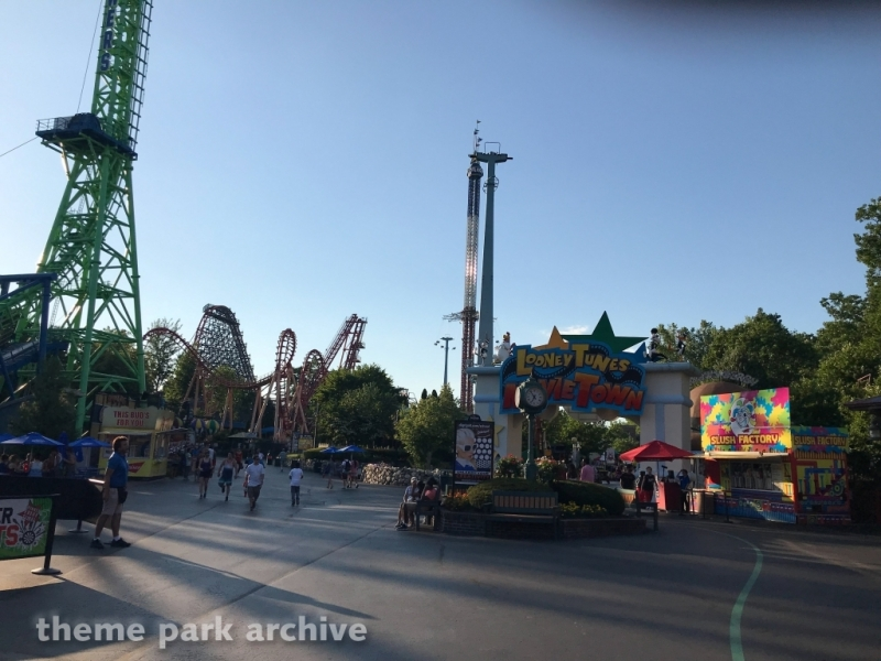 Misc at Six Flags New England