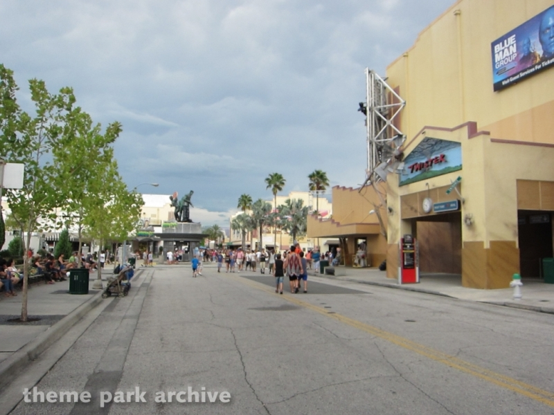 Production Central at Universal Studios Florida