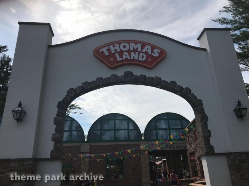 Thomas Land at Edaville Family Amusement Park