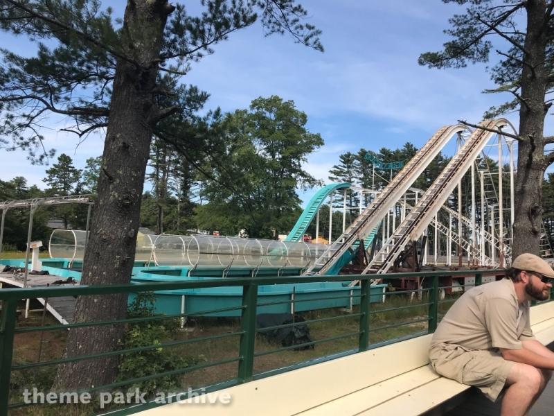 Kersplash at Edaville Family Amusement Park