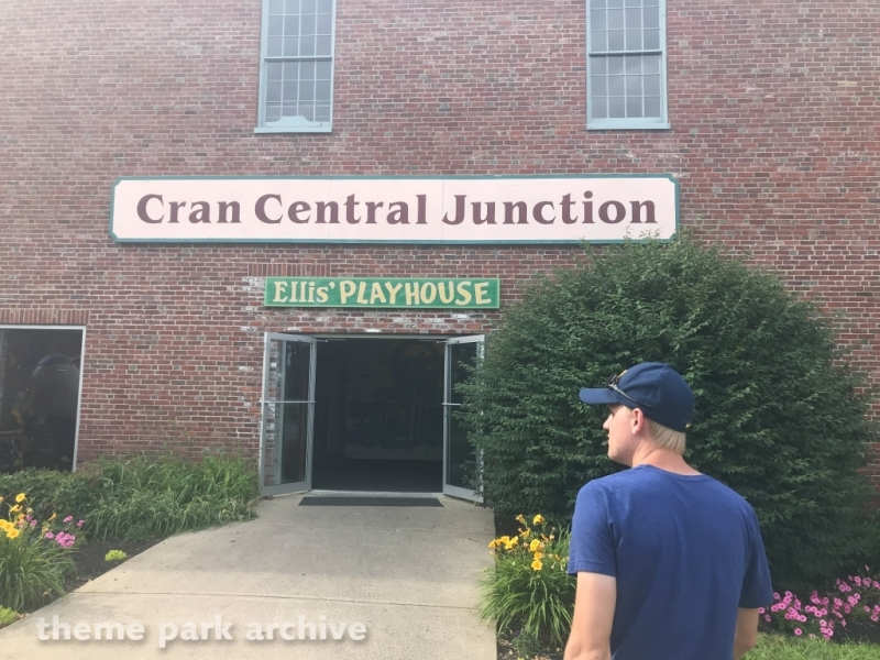 Cran Central at Edaville Family Amusement Park