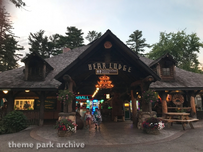 Misc at Canobie Lake Park