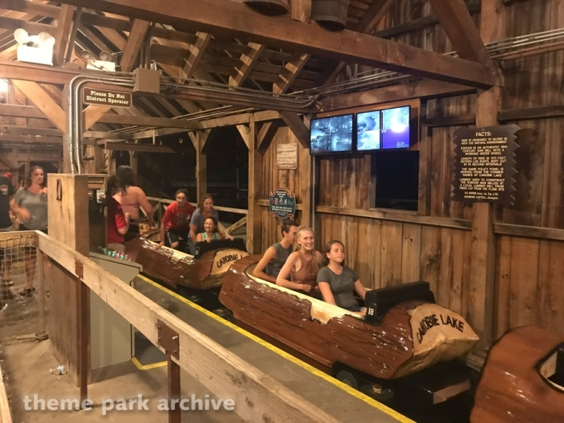 Log Flume at Canobie Lake Park