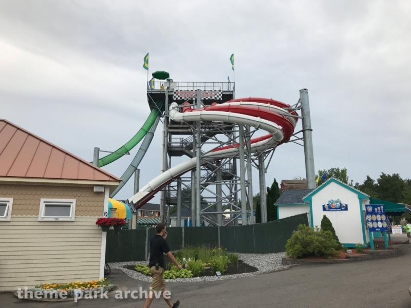 Amphitrite's Challenge at Funtown Splashtown USA
