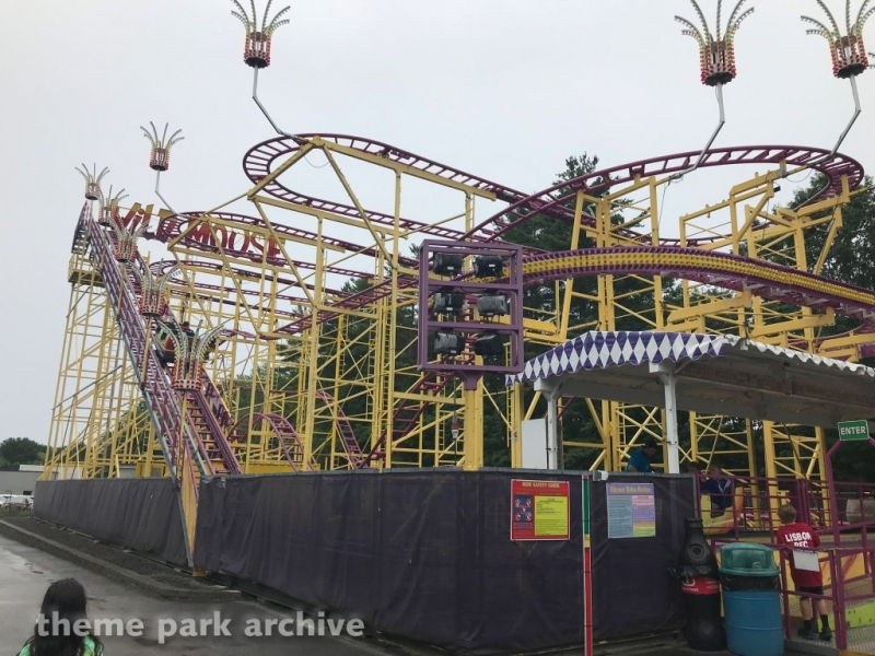 Wild Mouse at Funtown Splashtown USA